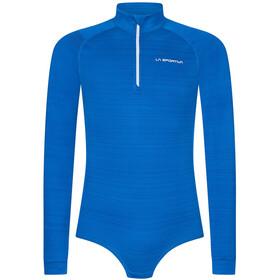 La Sportiva Contour Strój kąpielowy Kobiety, niebieski